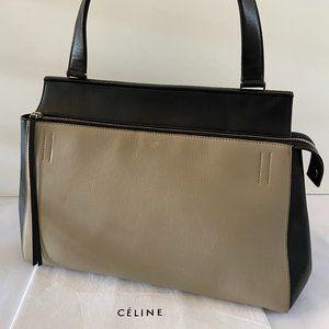 Authentic Celine Medium Edge Bag